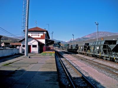 Estación de Guardo